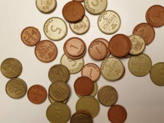 Skövdes inkomster är högre än genomsnittet i riket