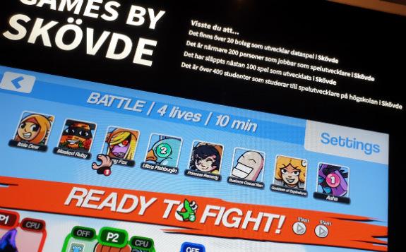 Destination Fight spelmässa