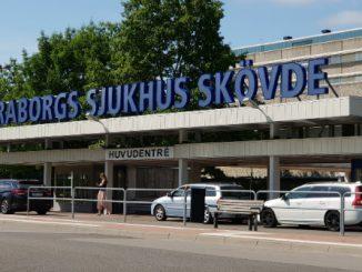 Skaraborgs Sjukhus i Skövde håller god handhygien