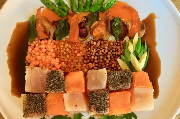 Stefan Grynges sashimi - recept