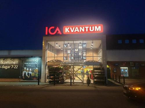Ica Kvantum, Skövde