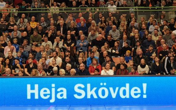 IFK Skövde publik