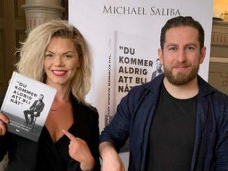 Skövdeprofilen Michael Saliba och Mercedes
