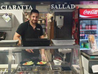 Skövde Bake-Offs ägare Sebouh