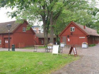 Helénsgården, Skövde