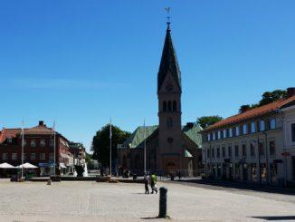 Livets Brunn på Hertig Johans torg i Skövde