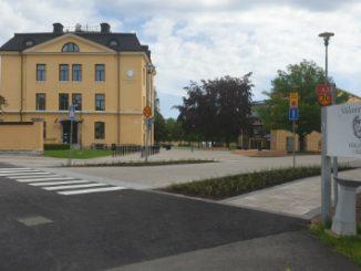 Infart Högskolan i Skövde