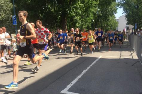 Skövde City Run