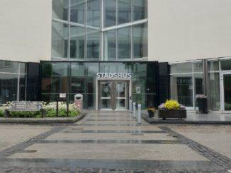 Skövde kommun stadshus