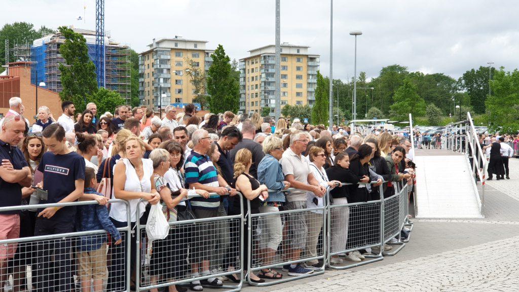 Studentbal Arena Skövde 2019