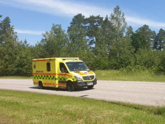 Ambulans i Skövde