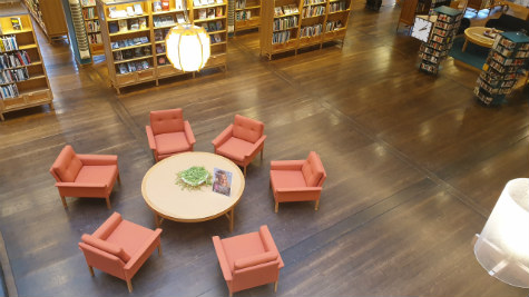 Skövde Stadsbibliotek