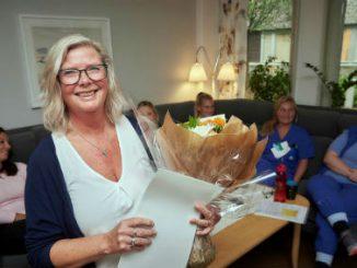Annelie Jansson, Skaraborgs sjukhus