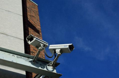 Kameraövervakning i Skövde