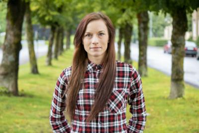 Cissi Hagberg - Fyra om dagen - Skövde city news
