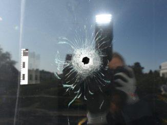 Polisen efterlyser uppgifter efter skottlossning