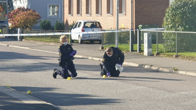 Skövde skottlossning Norrmalm - Skövde city news