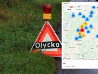 Olycksstatistiken i Skövde - Skövde City News - Olyckor i Skövde -