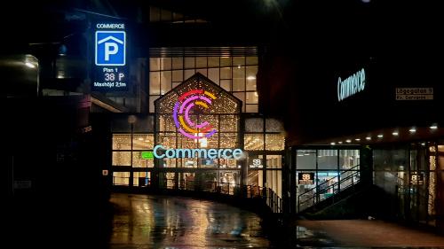 Commerce Köpcentrum i Skövde - Skövde city news