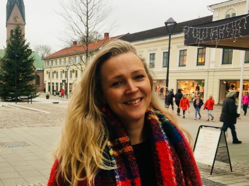 Maria Leo, Skövde city