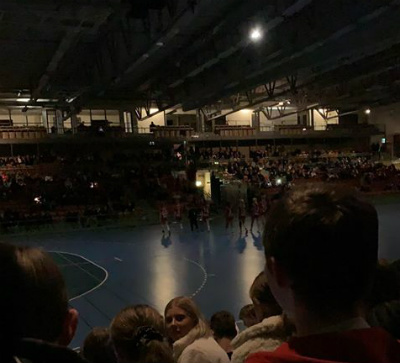 Arena Skövde - Strömavbrott - Skövde city news