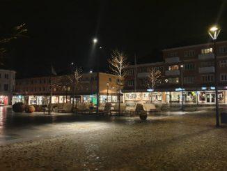 Hertig Johans torg i Skövde - Skövde city news