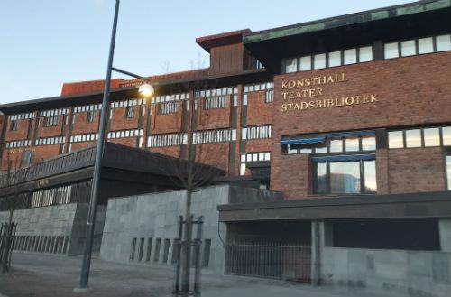 Skövde Kulturhus - Skövde city news