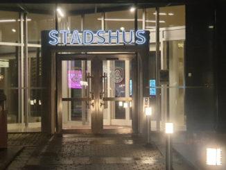 Skövde stadshus i Skövde kommun - Skövde city news