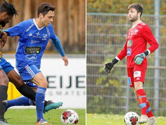 Armend Suljev och Amar Ibrahimovic stannar i IFK Skövde.