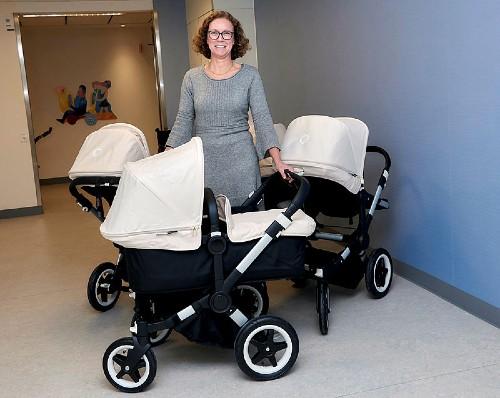 SKaraborgs sjukhus nya barnvagnar - Skövde city news