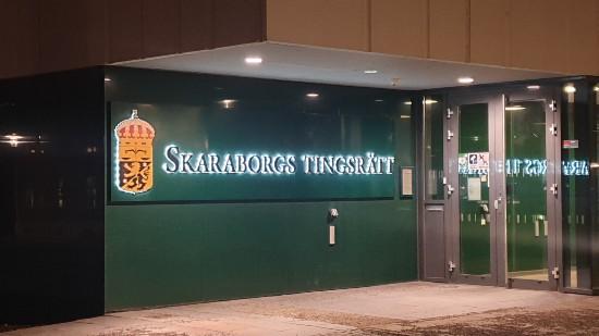 Skaraborgs Tingsrätt i Skövde - Skövde city news