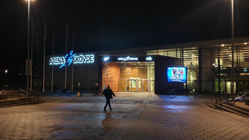 Arena Skövde - Skövde city news