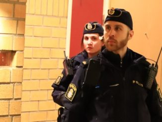 2020-02-25 Knarkrazzia Gymnasium Skövde Västerhöjd