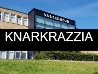Knarkrazzia på Västerhöjdsgymnasiet
