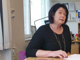 Katarina Jonsson, kommunalråd i Skövde kommun