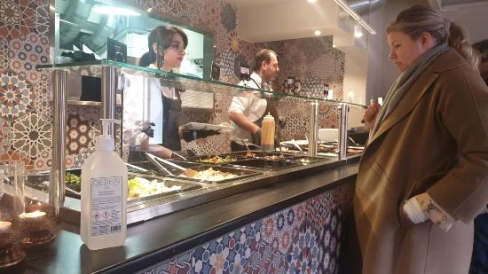 Libanon Meze & Bar Skövde