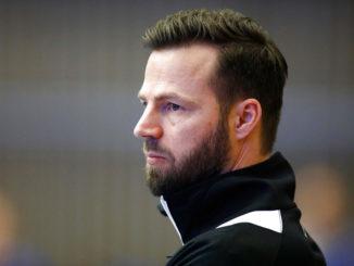 Henrik Signell, tränare IFK Skövde Handboll