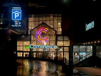 Commerce köpcentrum Skövde
