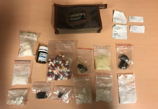 Beslagtagen narkotika - Skövde city news