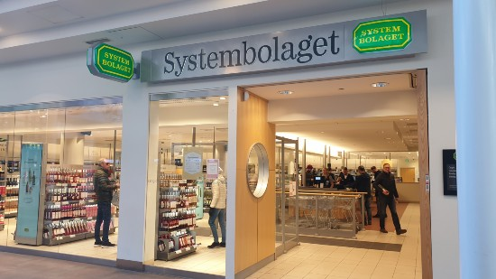 Systembolaget Hertig Johans torg, Skövde